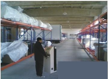 的智能化物流与仓库管理系统解决方案高清图片