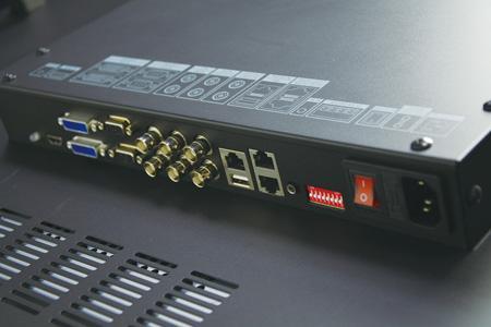 硬盘录像机接线图解