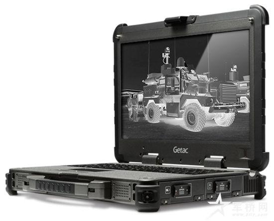 X500 全强固式笔记本电脑