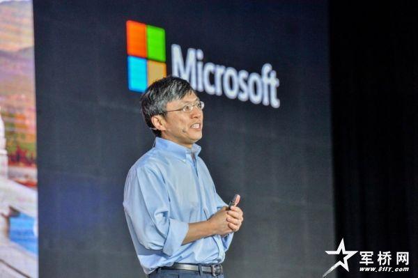 微软AI:你我都能感知、能使用的AI
