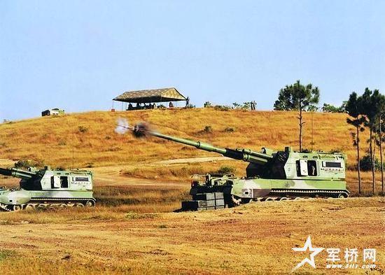 许多人重视威武的大炮,却忽略它后面的数字化系统。