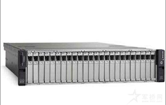 新型Cisco UCS C240 M3(2U) 服务器