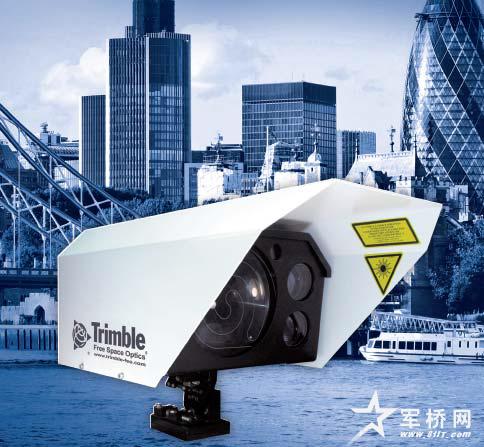 Trimble FSO—自由空间光通信