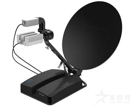 国内最轻的便携式卫星通信终端