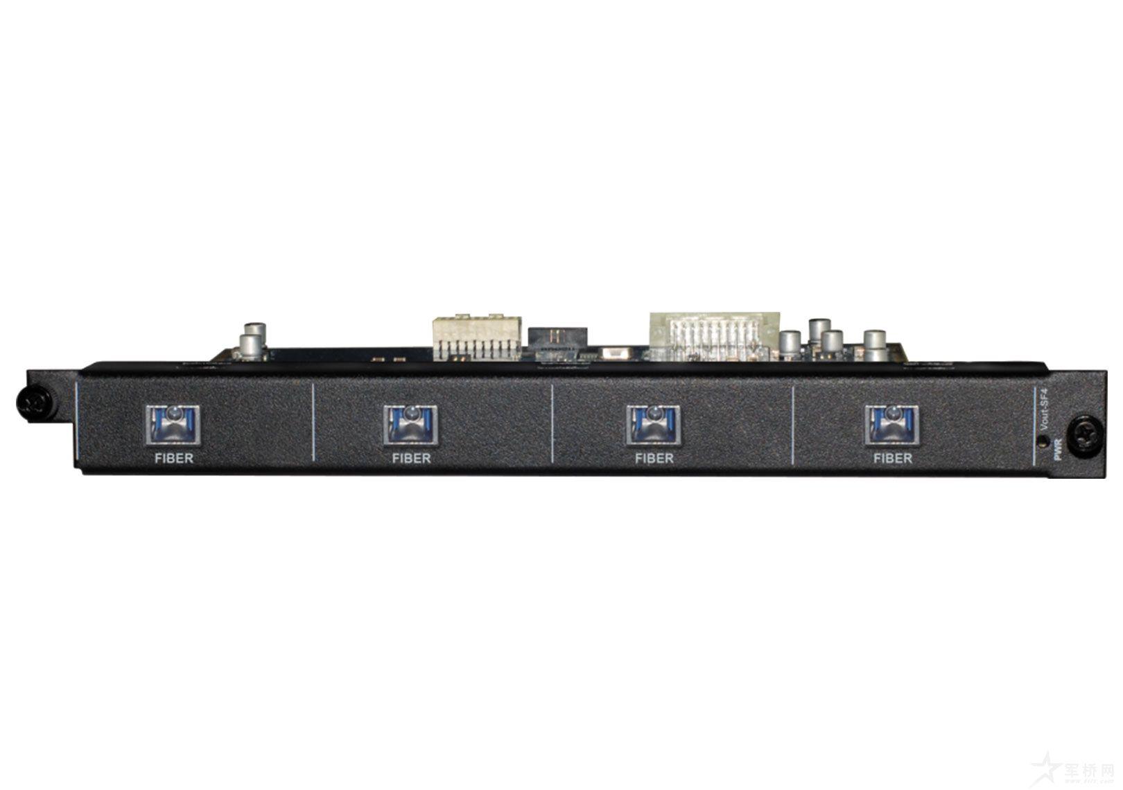 光纤拼接输出卡(4路)