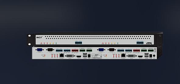 双输出节点网口 DSII 4k系列