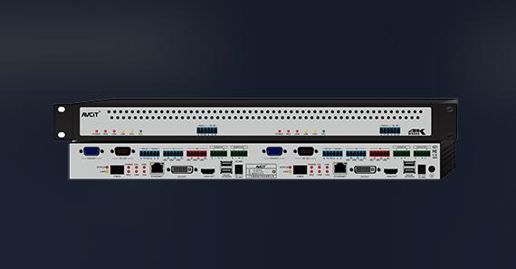 双输出节点网络+光口 DSII 4k系列