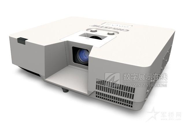 科视Christie推出全向APS系列3LCD激光投影机