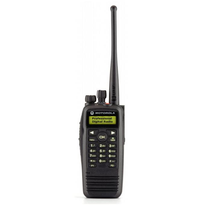 摩托罗拉P8260 数字手持对讲机