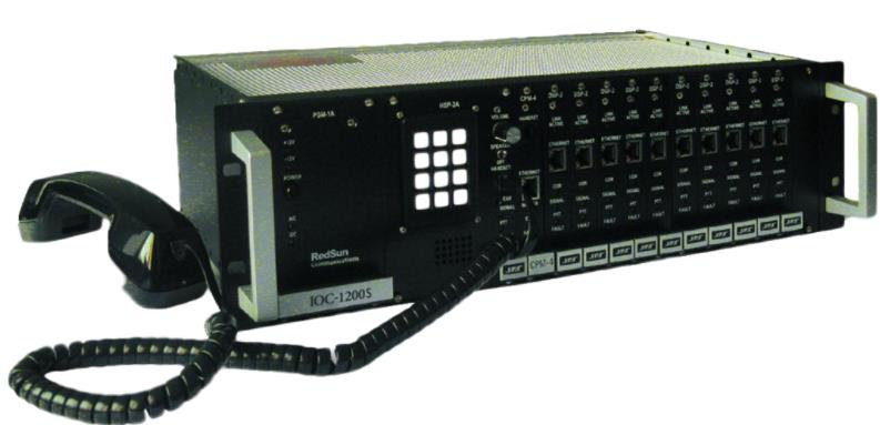 语音综合管理平台IOC-1200S