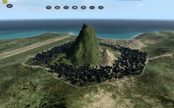 三维动态场景编辑系统