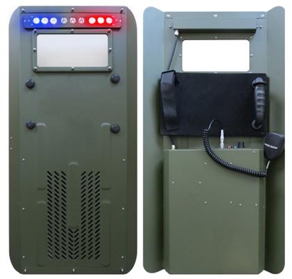 LD221声光驱散盾牌