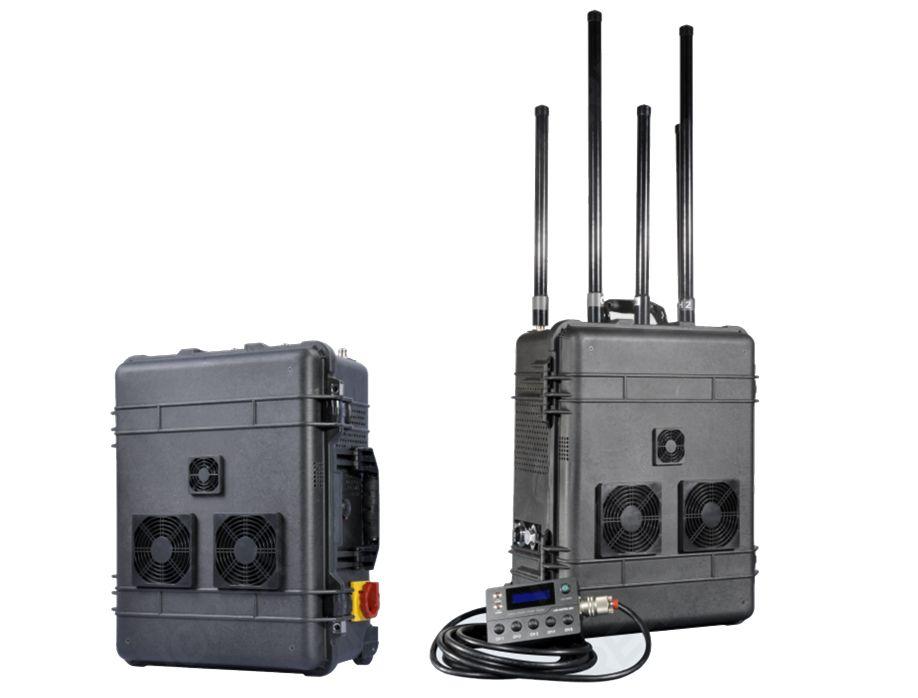 CSD-PB-T8大功率便携式频率干扰器