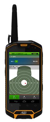 HN-ZBH15 单兵报靶显示手持终端