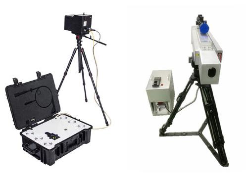 激光远程精准定位清除设备