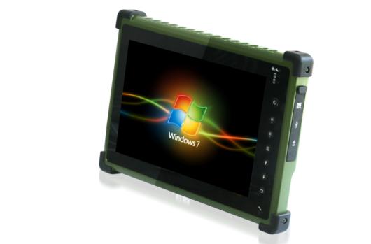 LW-DPI5100加固平板
