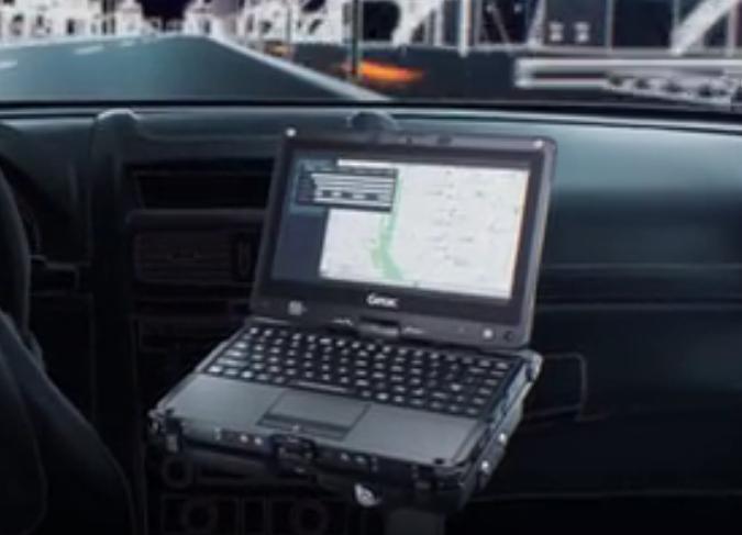Getac V110 全强固式笔记本电脑