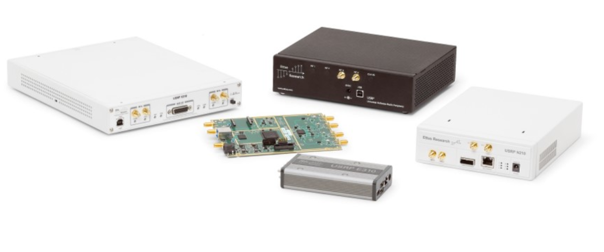 USRP系列SDR软件无线电