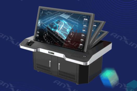 指控室可视化会商电子沙盘